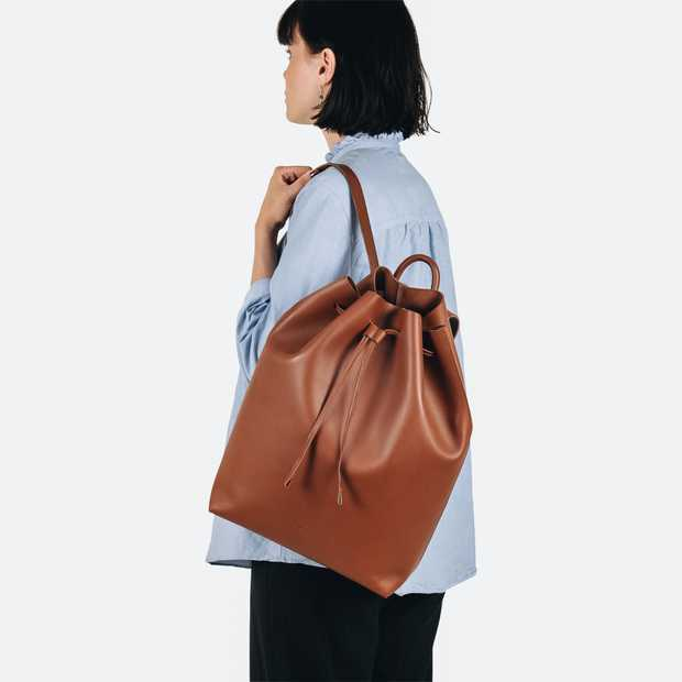 Elina - Cognac Brown