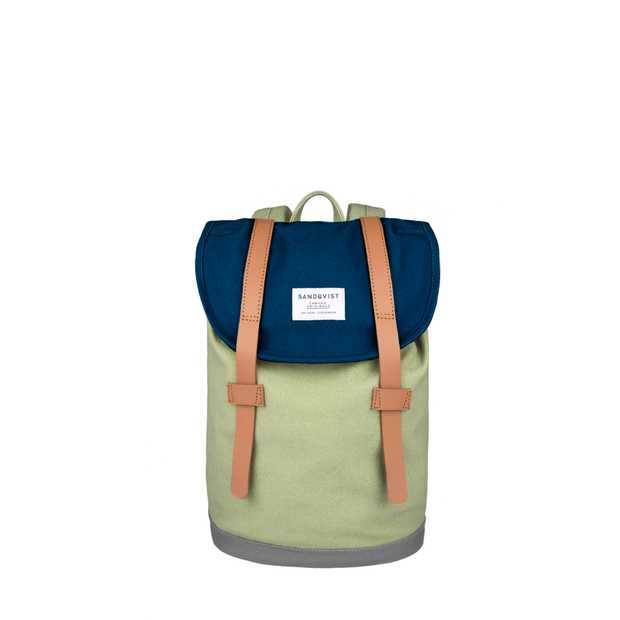 Stig Mini - Multi Blue/Sage/Grey