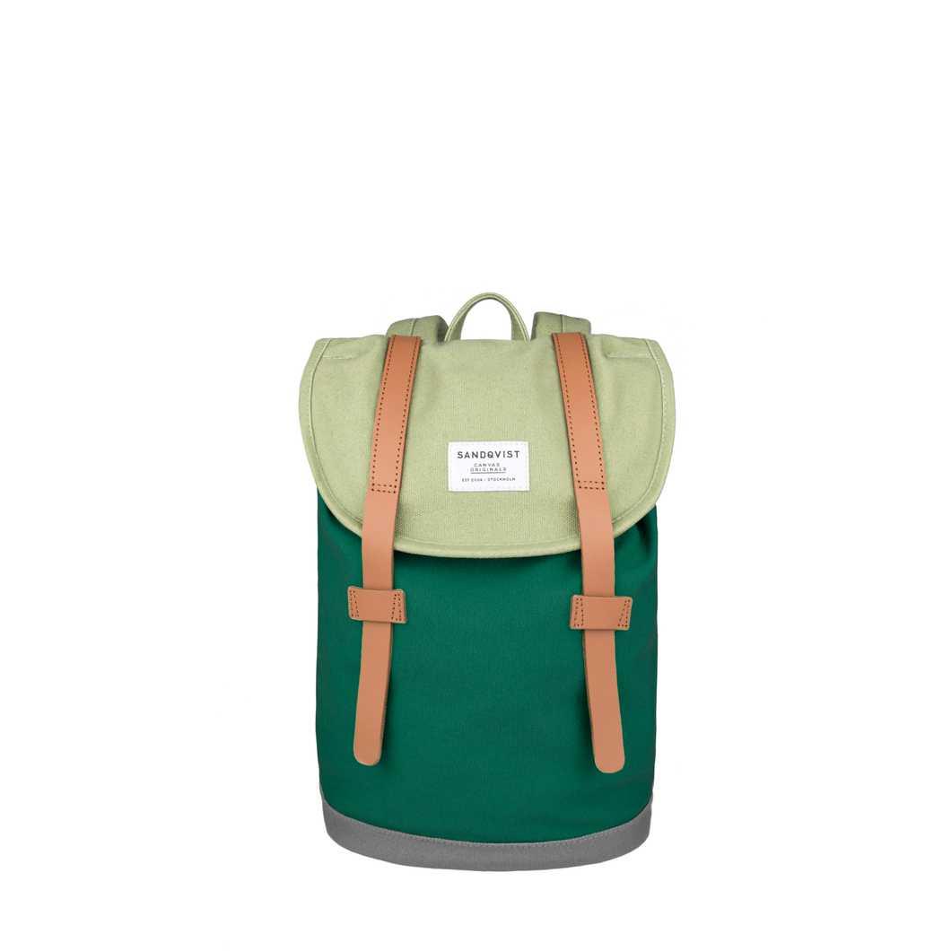 Stig Mini - Multi Sage/Forest Green/Grey