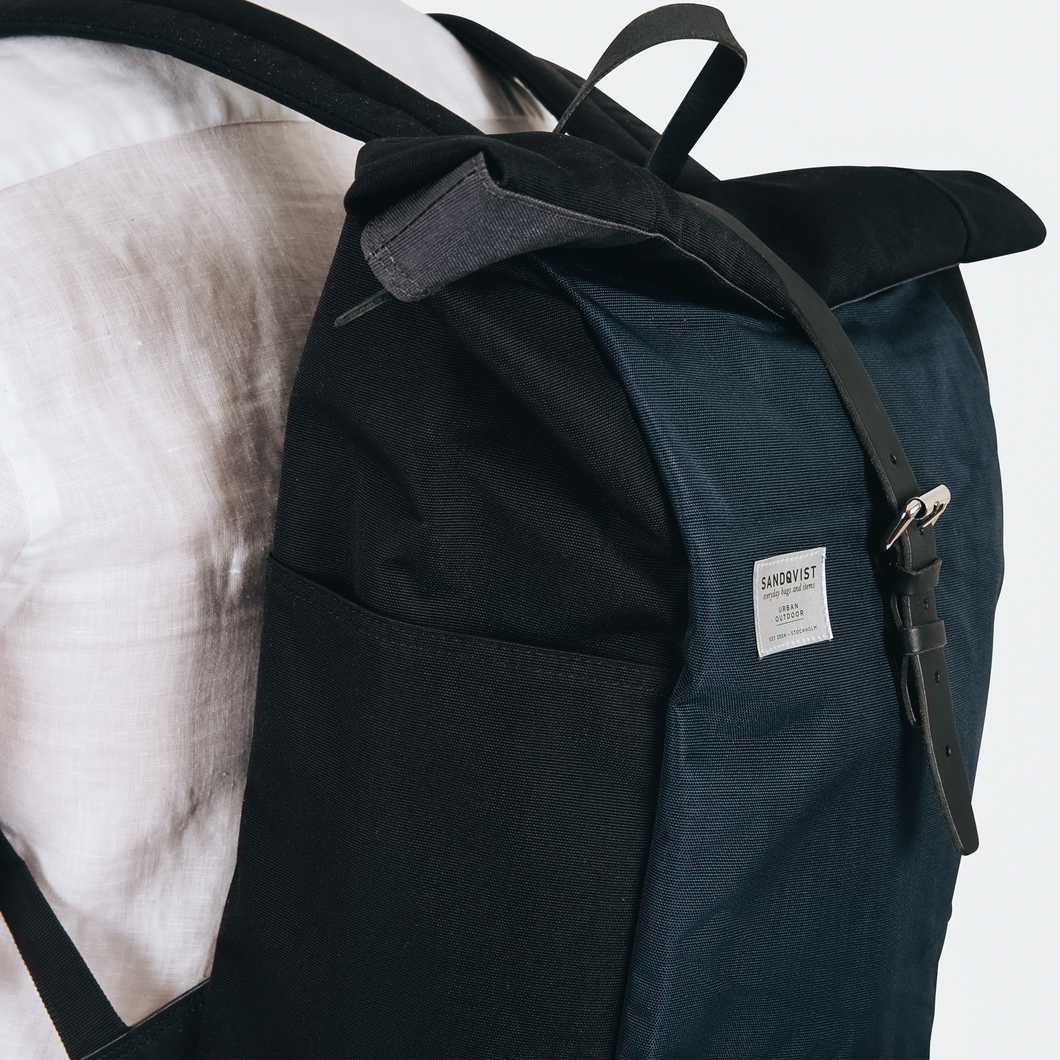 Silas - Multi/Black/Blue/Grey