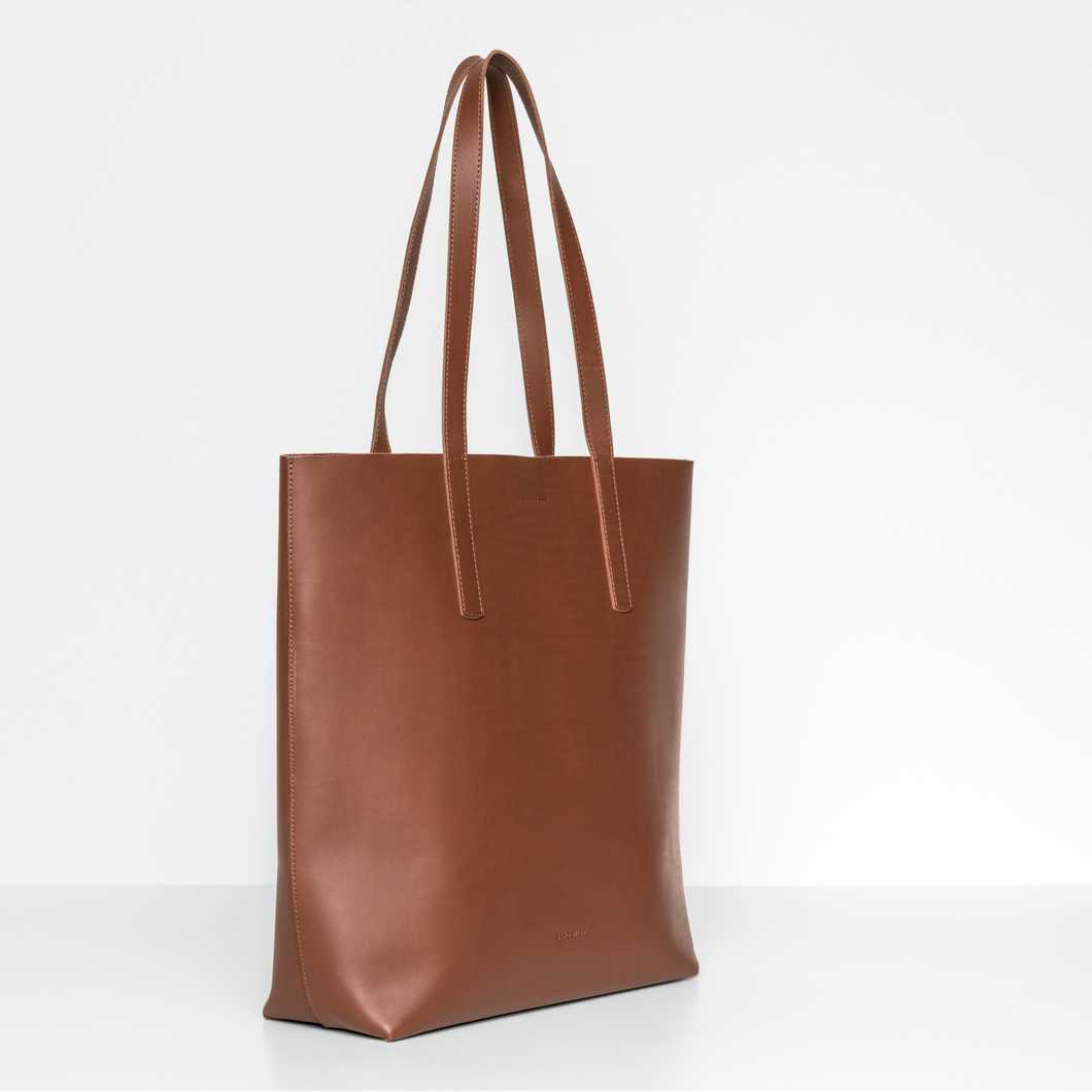 Helga - Cognac Brown