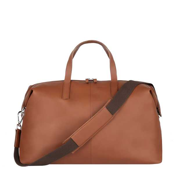 Holly Leather - Cognac Brown
