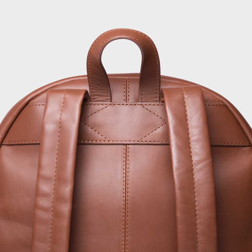 Ingvar - Cognac Brown