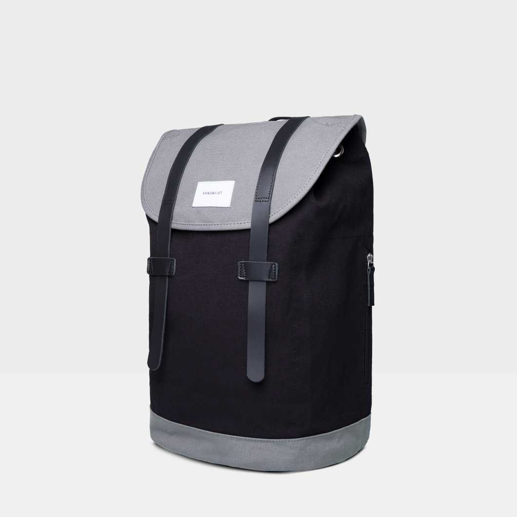 Stig Large - Multi  Black/Grey