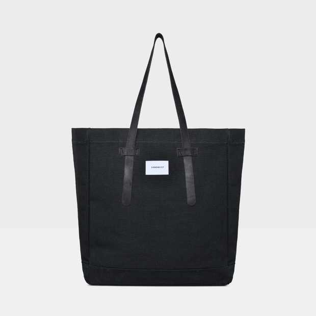 Stig Tote bag - Black
