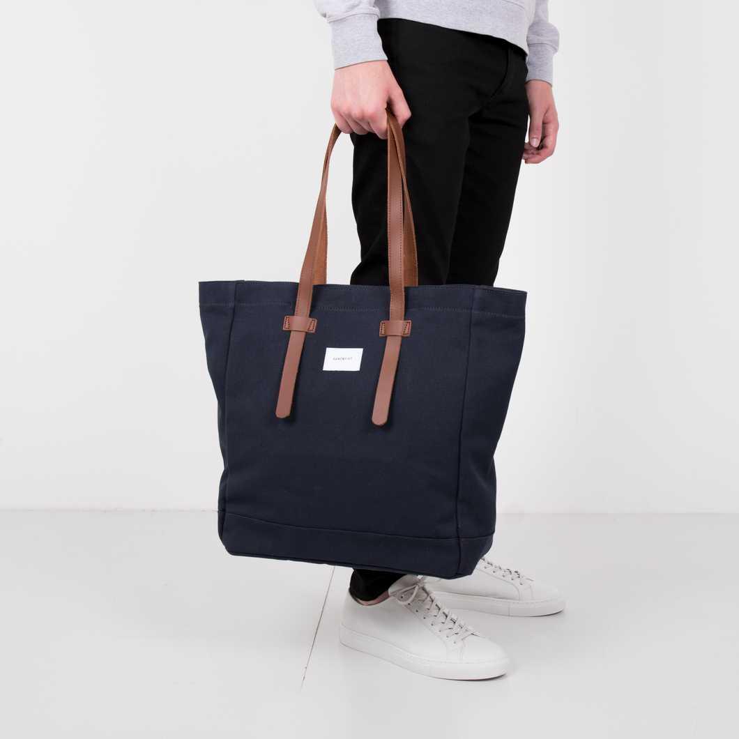 Stig Tote bag - Blue
