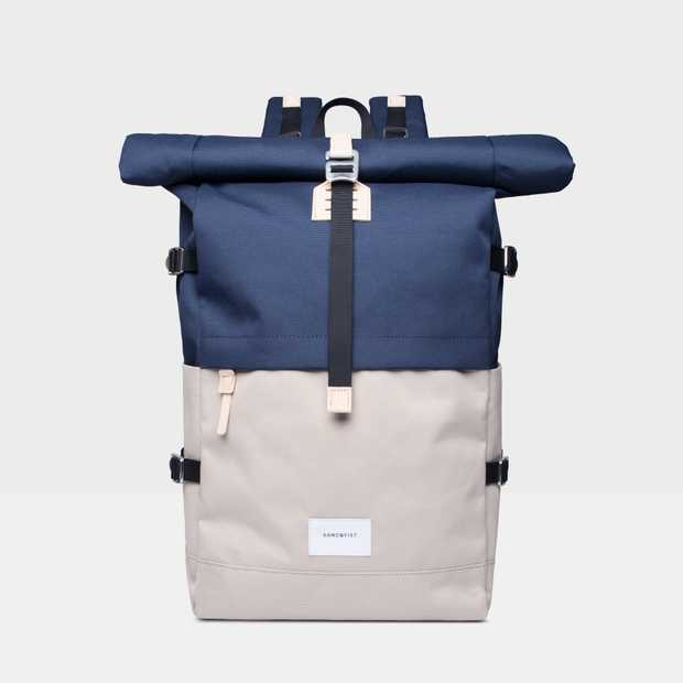 Bernt - Multi Beige/Blue