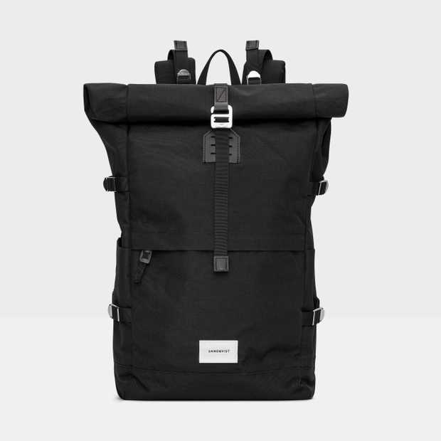 5788717479daa Recycled Polyester. Bernt - Black. Bernt - Black Backpack
