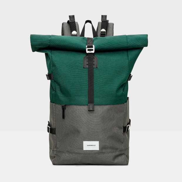 Bernt - Multi Deep Green/Dark Grey
