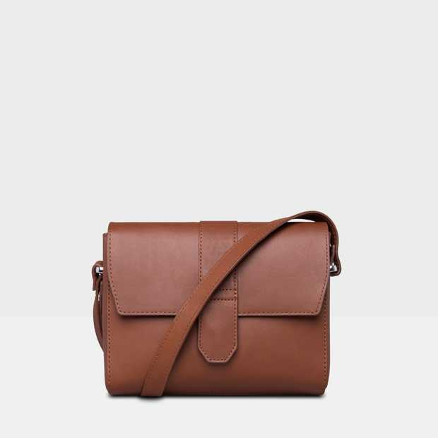 Berit - Cognac Brown