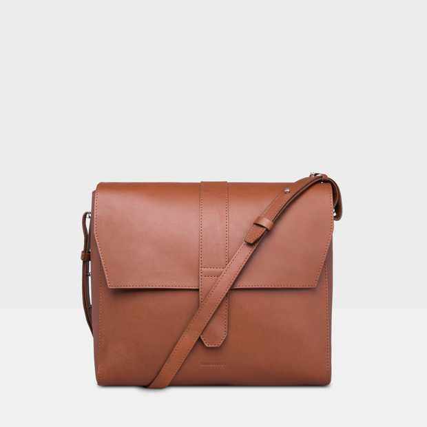 Harriet - Cognac Brown