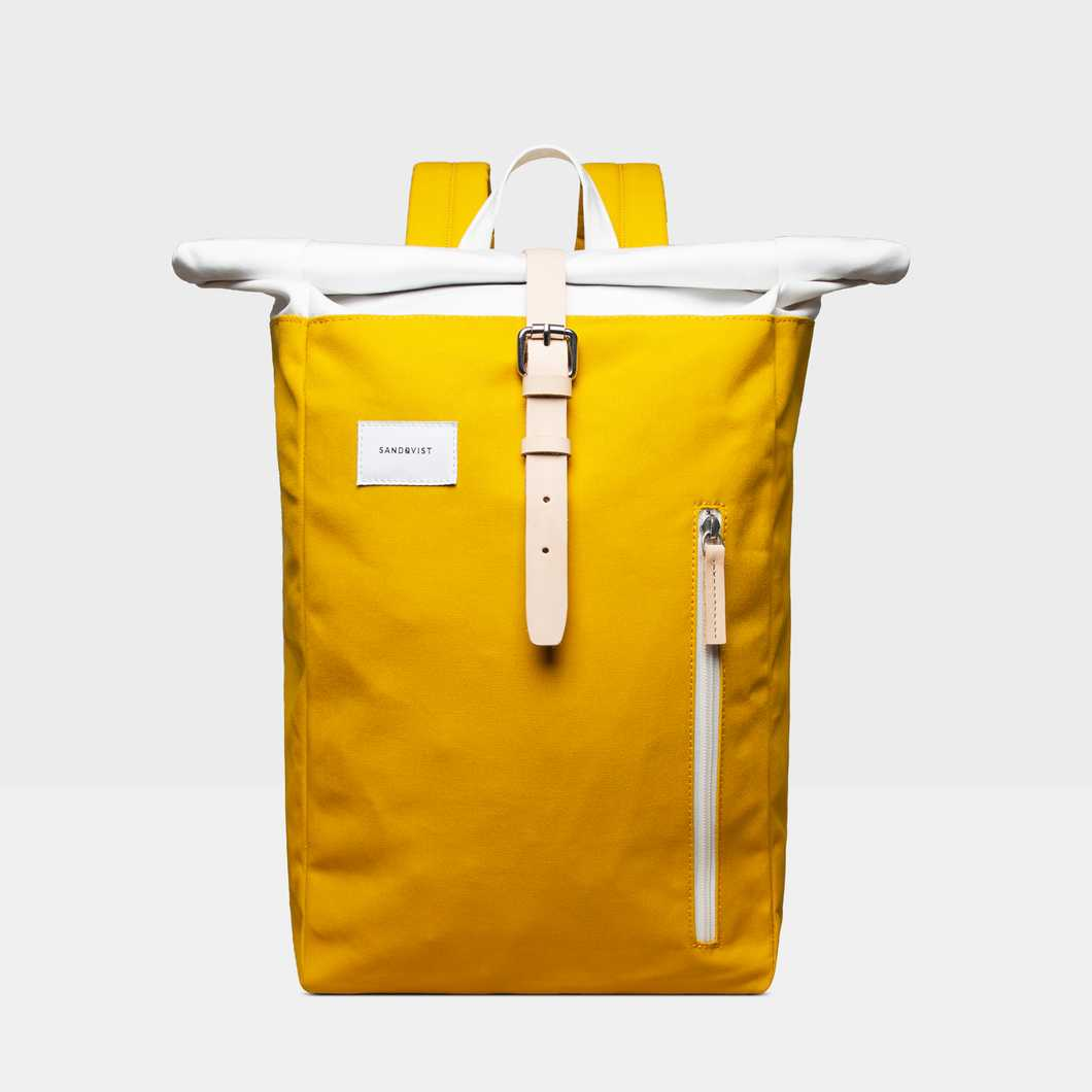 Dante - Multi Yellow / Off White