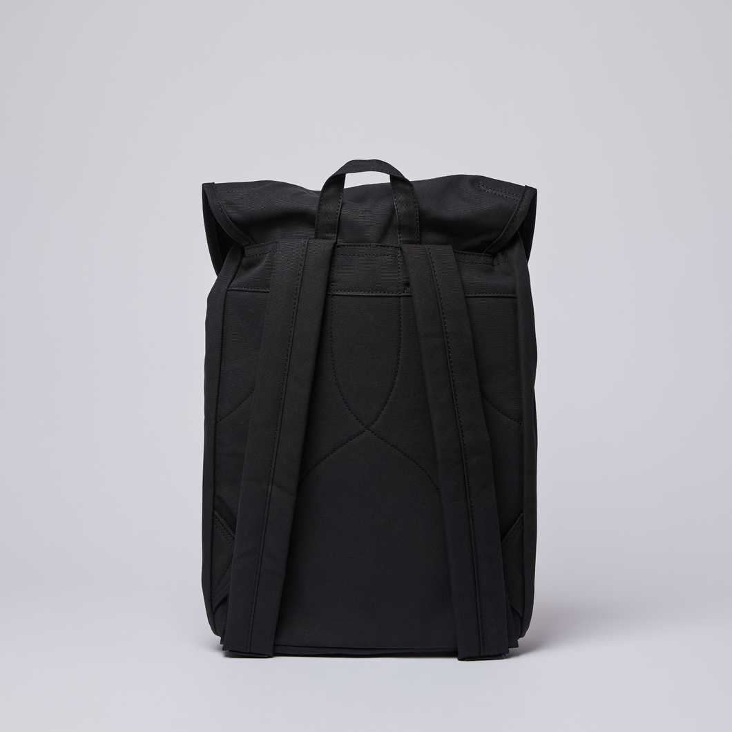Roald - Black Natural Leather