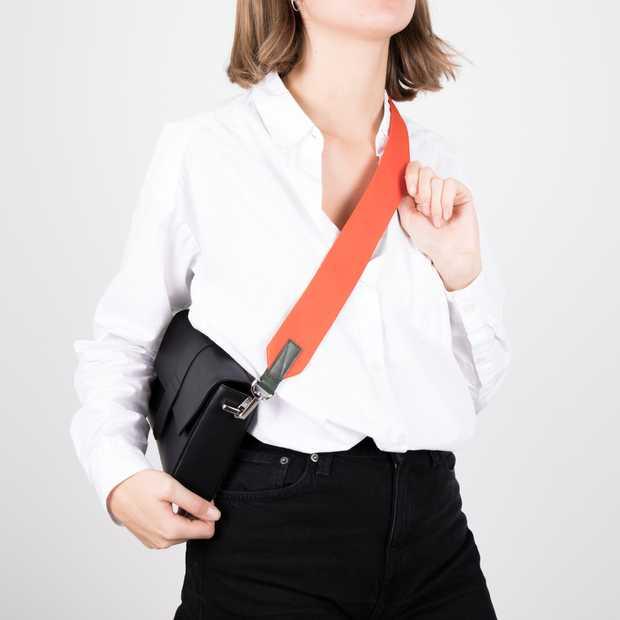 Shoulder Strap Webbing - Red