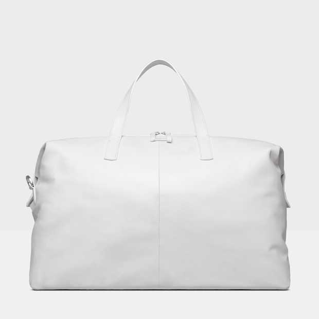 Holly Leather - White