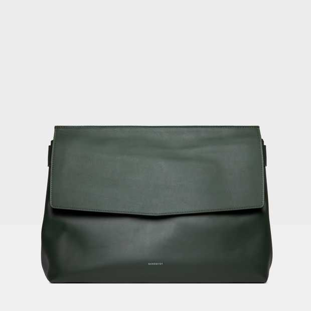 5643759a2be Ines - GreenShoulder Bag
