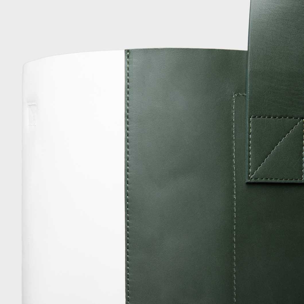 Iris - Green / Black / White