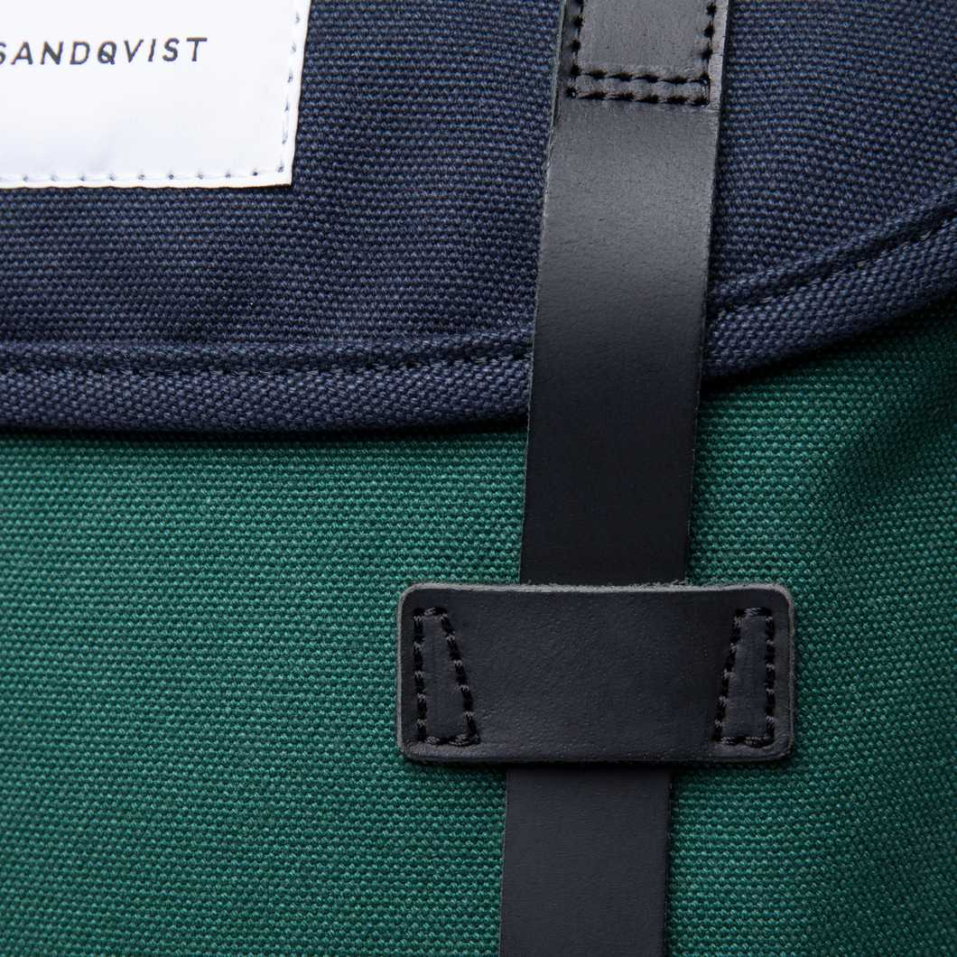 Stig - Multi Blue / Forest Green / Black