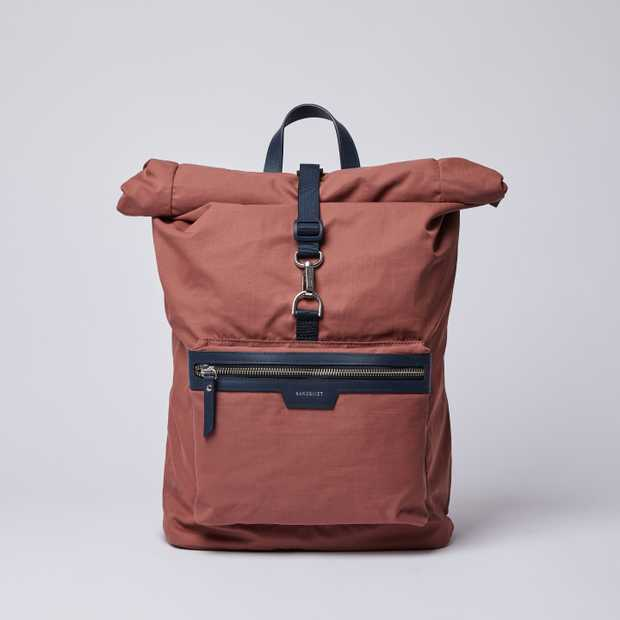 SIV - Maroon with Navy Leather