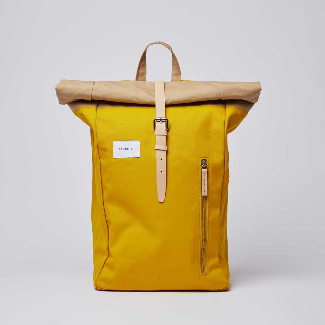 DANTE - Multi Yellow / Beige