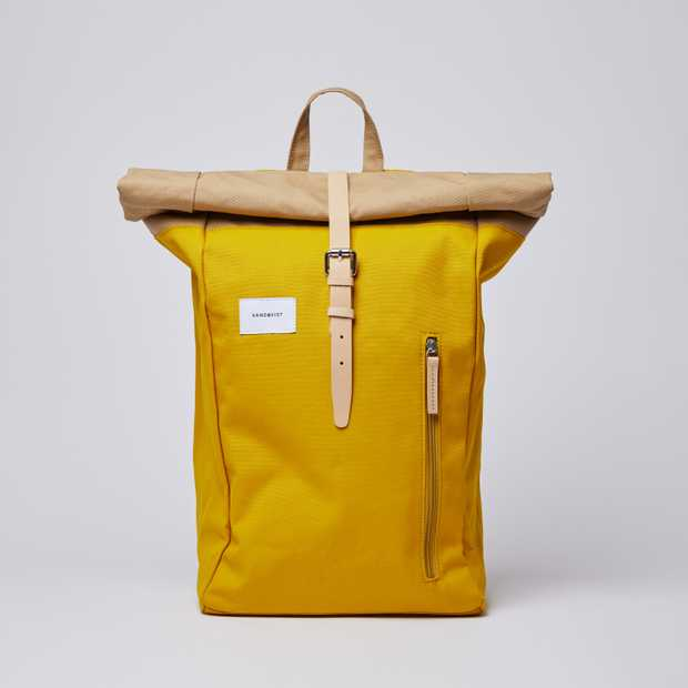 DANTE - Multi Yellow / Beige