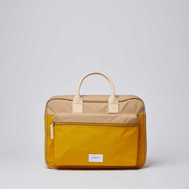 EMIL - Multi Yellow / Beige