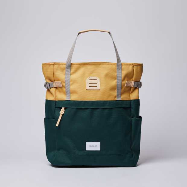 ROGER - Multi Honey Yellow / Dark Green