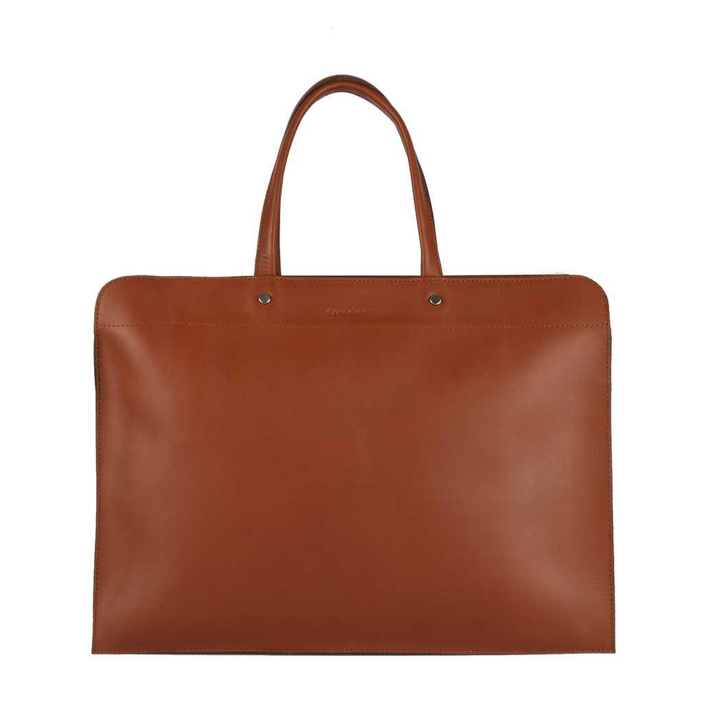 Stina - Cognac brown