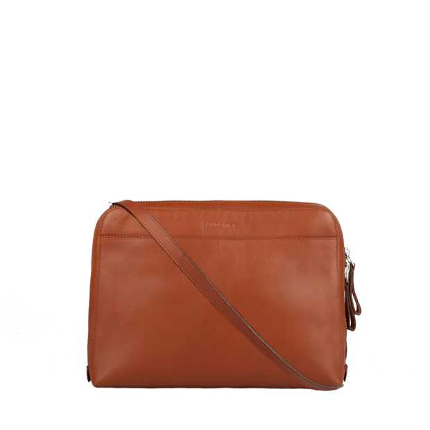 Anna  - Cognac Brown