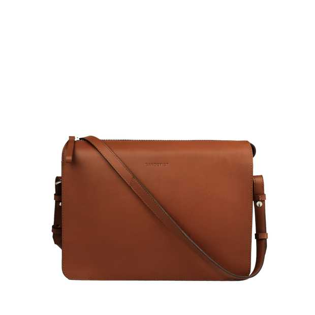 Franka - Cognac Brown